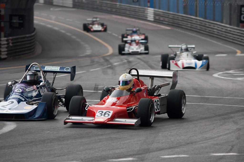 Osella F3A Toyota    - 2012 Monaco Historic Grand Prix