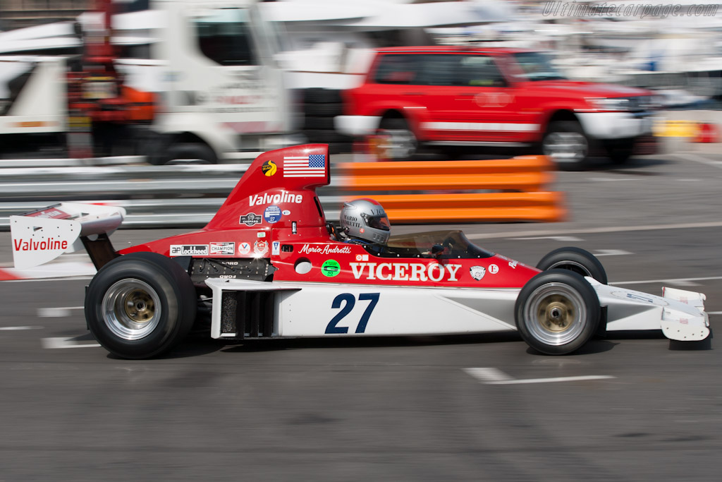 Parnelli VPJ4 Cosworth - Chassis: 001   - 2012 Monaco Historic Grand Prix