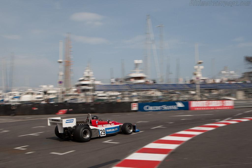 Penske PC3 Cosworth - Chassis: PC3/002   - 2012 Monaco Historic Grand Prix