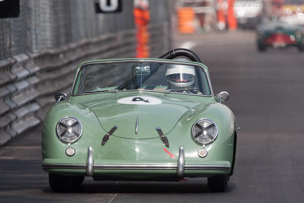 Porsche 356    - 2012 Monaco Historic Grand Prix