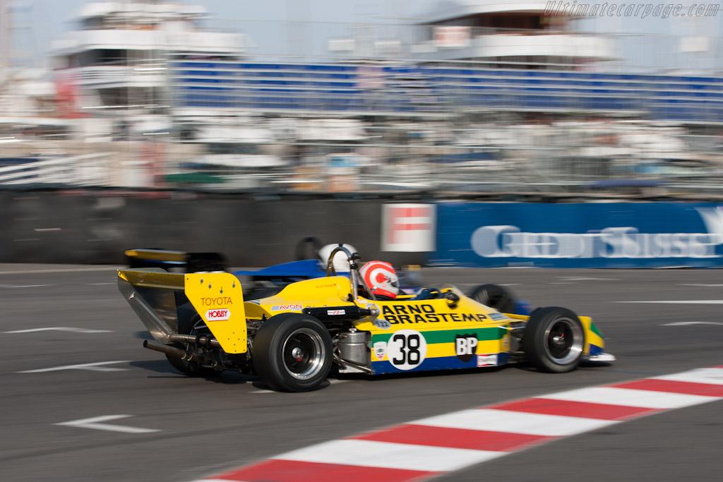 Ralt RT1 Toyota    - 2012 Monaco Historic Grand Prix