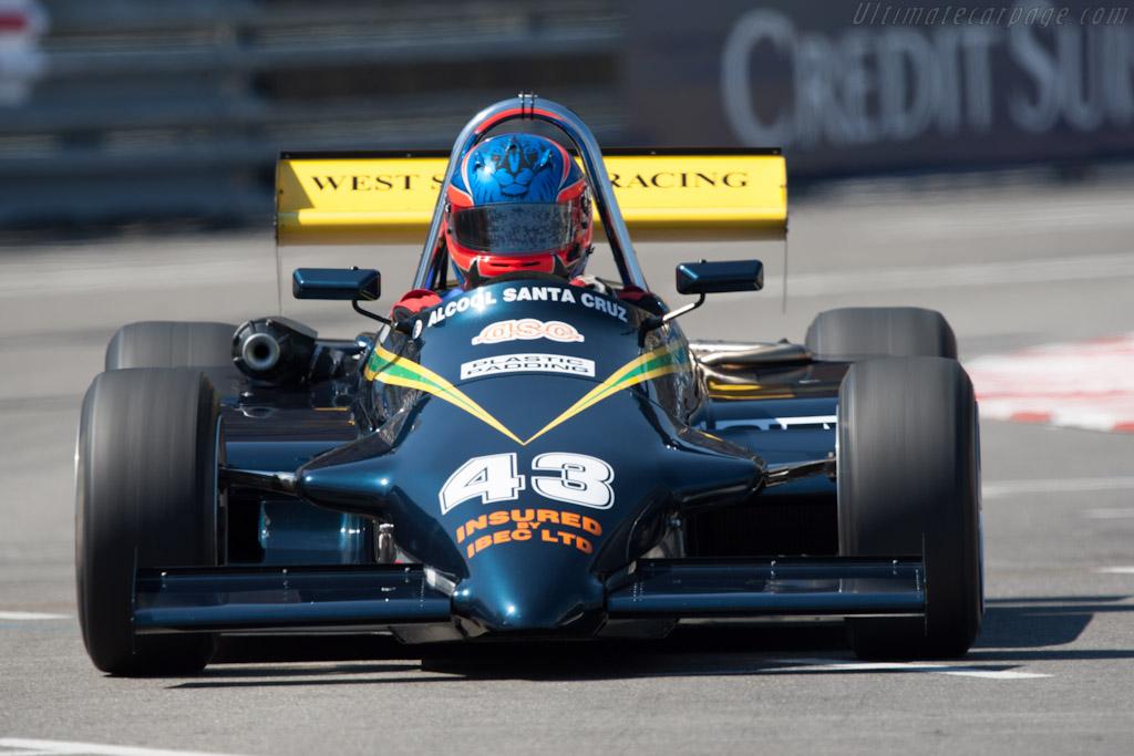 Ralt RT3 Toyota - Chassis: 291   - 2012 Monaco Historic Grand Prix