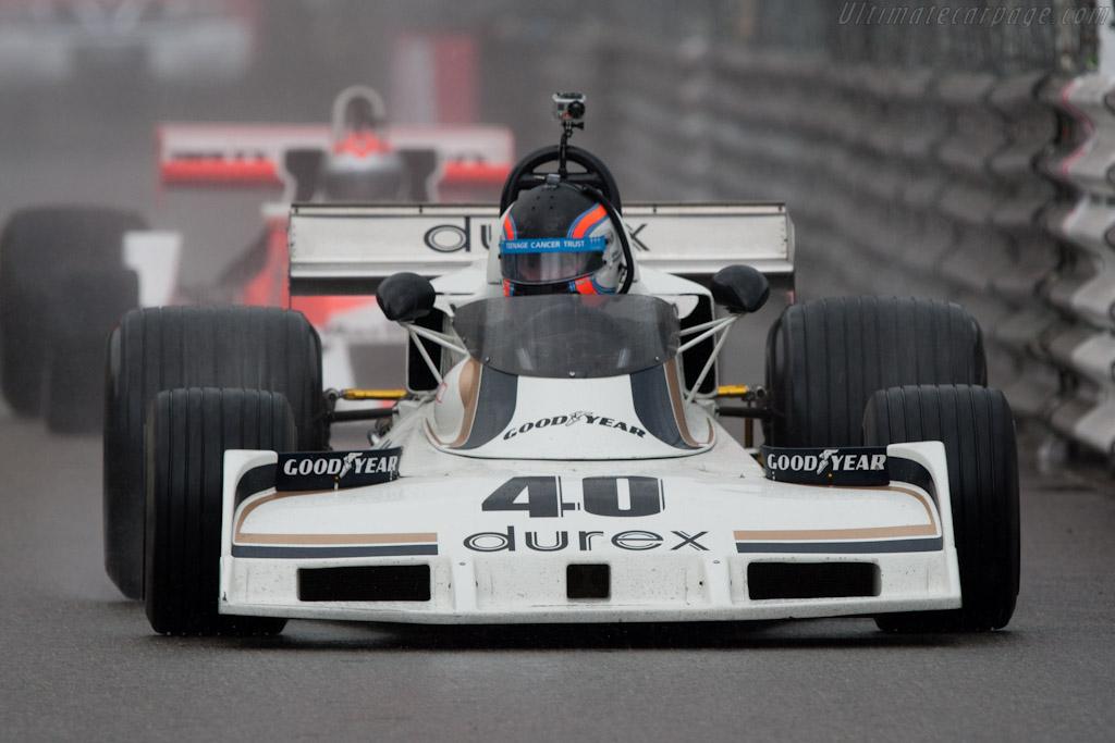 Surtees TS19 Cosworth    - 2012 Monaco Historic Grand Prix