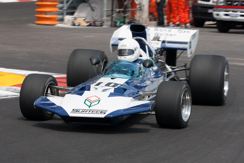 Surtees TS9 Cosworth    - 2012 Monaco Historic Grand Prix