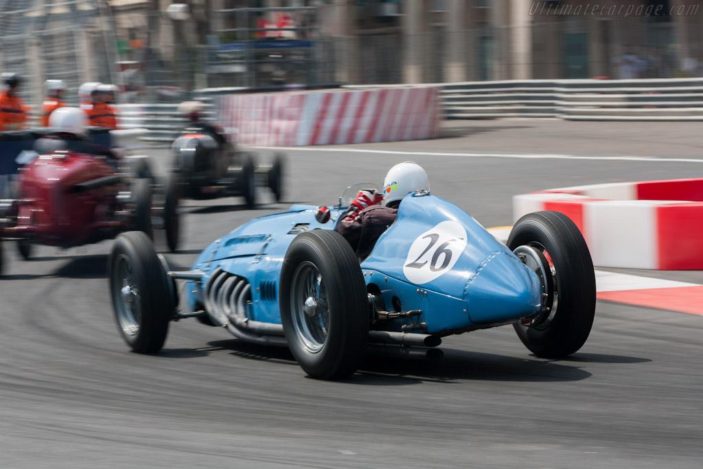 Talbot Lago T26C GP - Chassis: 110052   - 2012 Monaco Historic Grand Prix