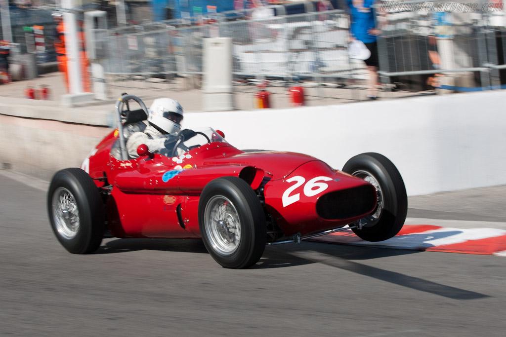 TecMec Maserati - Chassis: F415   - 2012 Monaco Historic Grand Prix