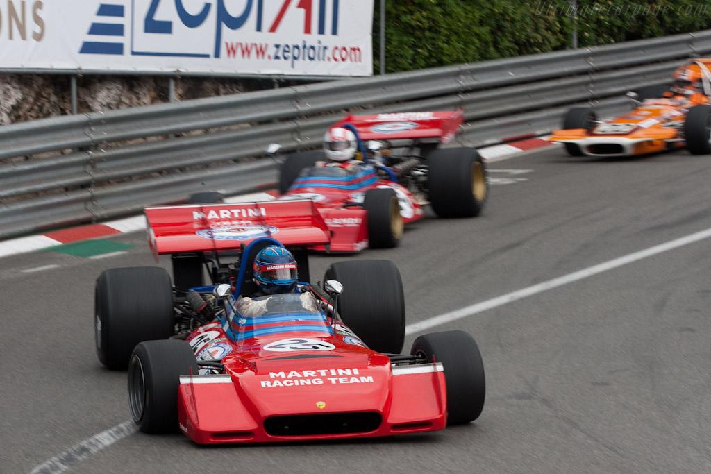 Tecno PA123 - Chassis: PA 123/2   - 2012 Monaco Historic Grand Prix