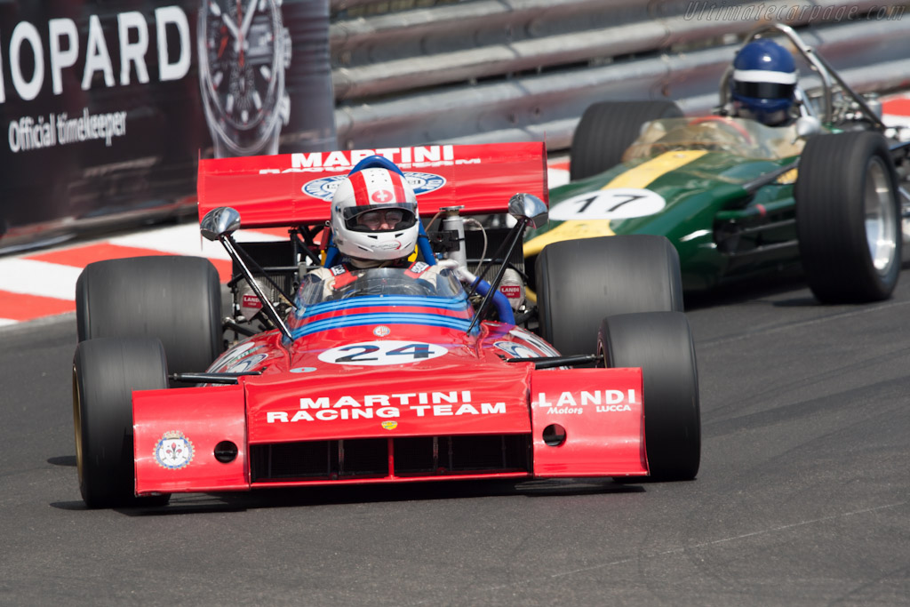 Tecno PA123 - Chassis: PA 123/3   - 2012 Monaco Historic Grand Prix