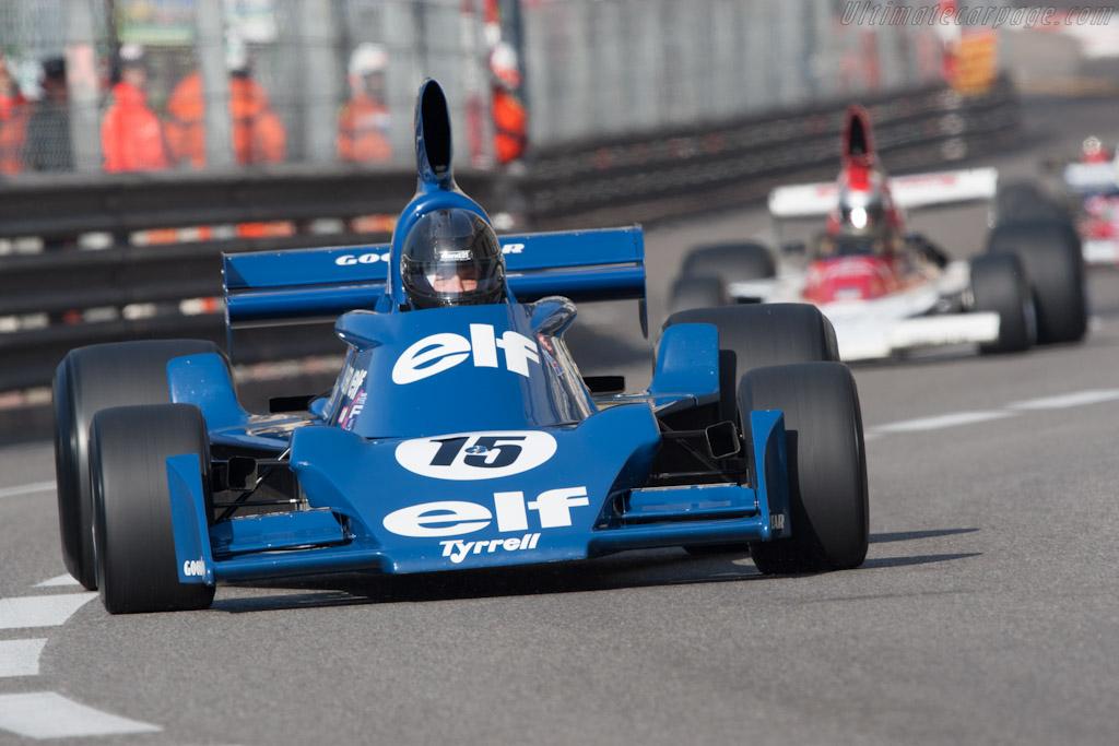 Tyrrell 007 Cosworth    - 2012 Monaco Historic Grand Prix
