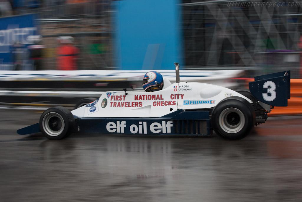 Tyrrell 008 Cosworth - Chassis: 008/4   - 2012 Monaco Historic Grand Prix