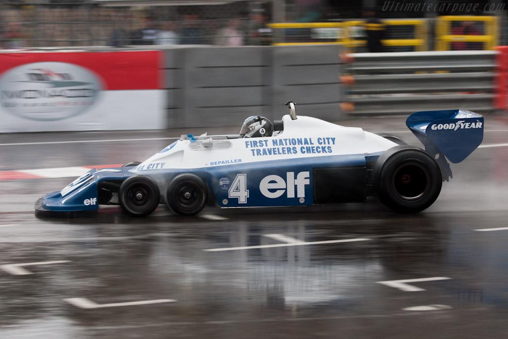 Tyrrell P34 Cosworth - Chassis: P34/2 - Driver: Roger Wills  - 2012 Monaco Historic Grand Prix