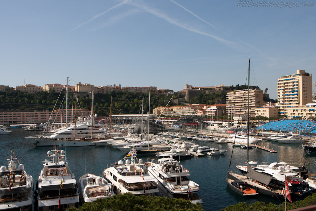 Welcome to Monaco    - 2012 Monaco Historic Grand Prix