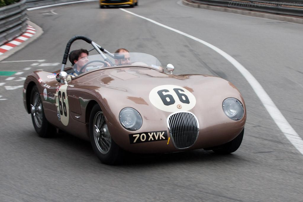 Winner Alxe Buncombe    - 2012 Monaco Historic Grand Prix