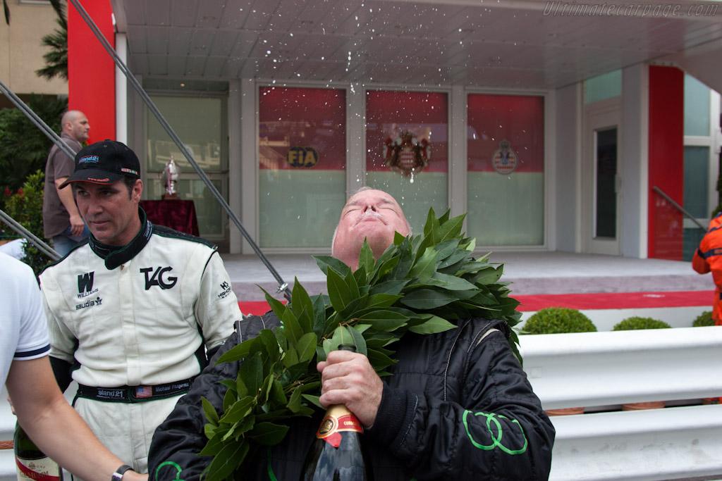 Winner Duncan Dayton    - 2012 Monaco Historic Grand Prix