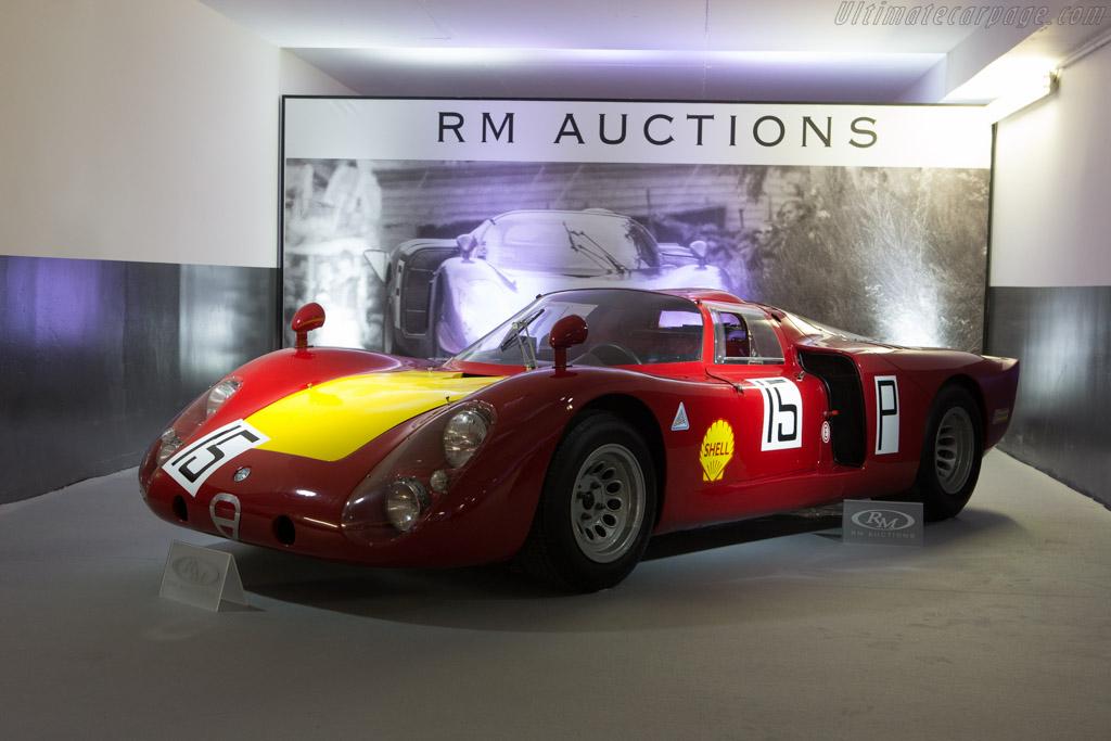 Alfa Romeo 33/2 Daytona Coupe - Chassis: 75033.026   - 2014 Monaco Historic Grand Prix