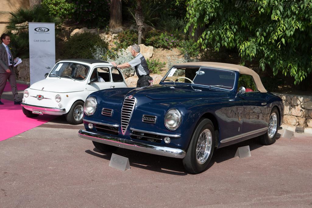 Alfa Romeo 6C 2500 SS Pinin Farina Cabriolet - Chassis: 915797   - 2014 Monaco Historic Grand Prix