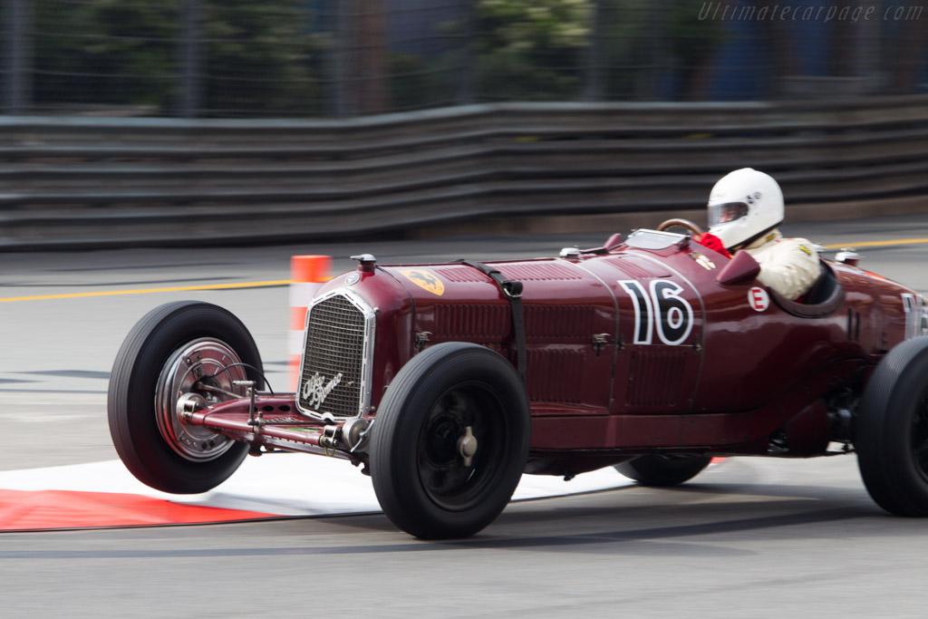 Alfa Romeo Tipo B - Chassis: 50003 - Driver: Matt Grist  - 2014 Monaco Historic Grand Prix