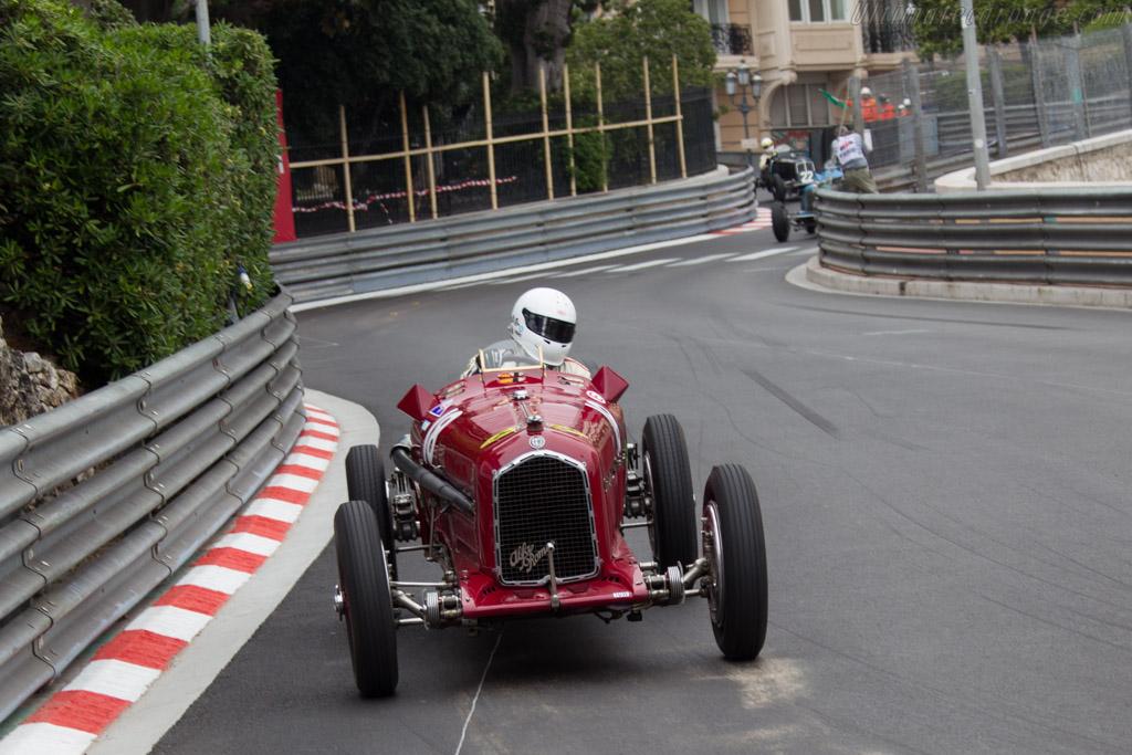 Alfa Romeo Tipo B - Chassis: 5007 - Driver: Tony Smith  - 2014 Monaco Historic Grand Prix