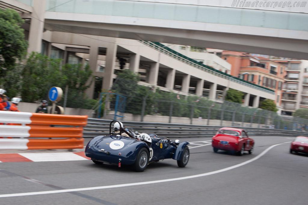 Allard J2 - Chassis: 1971 - Driver: Till Bechtolsheimer  - 2014 Monaco Historic Grand Prix