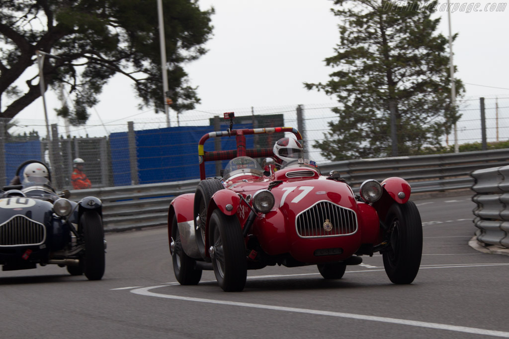 Allard J2X - Chassis: J2X 3072 - Driver: Allan Patterson  - 2014 Monaco Historic Grand Prix