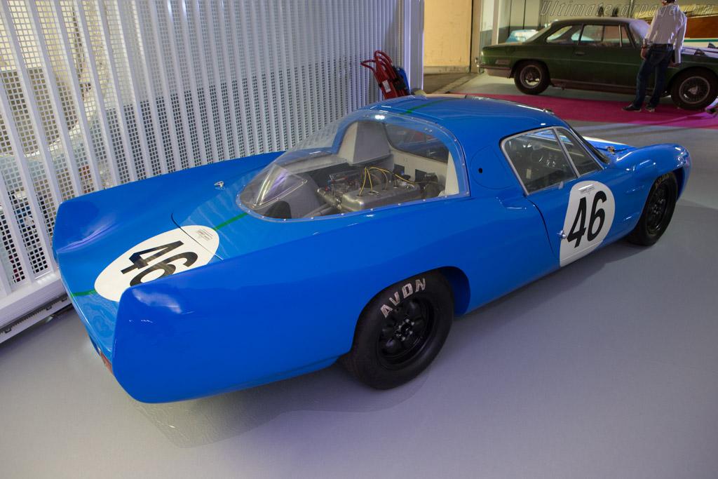 Alpine M64 - Chassis: 1711   - 2014 Monaco Historic Grand Prix