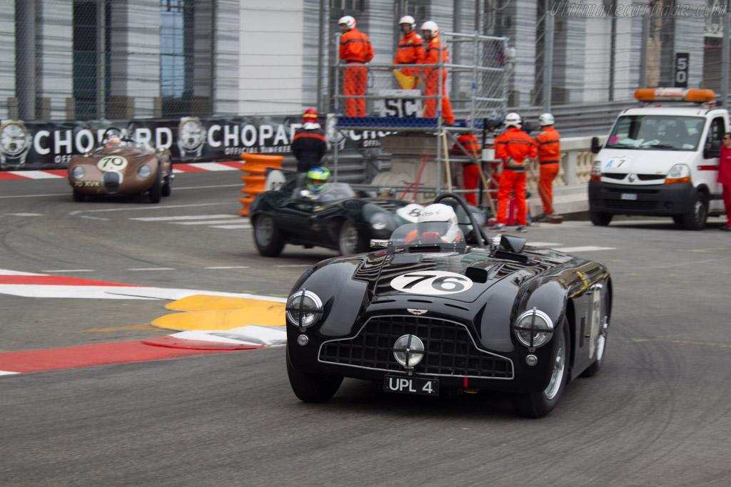 Aston Martin DB3 - Chassis: DB3/5 - Driver: Martin Melling  - 2014 Monaco Historic Grand Prix