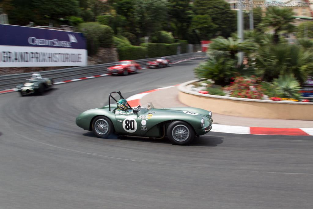 Aston Martin DB3S - Chassis: DB3S/105 - Driver: Wolfgang Friedrichs  - 2014 Monaco Historic Grand Prix
