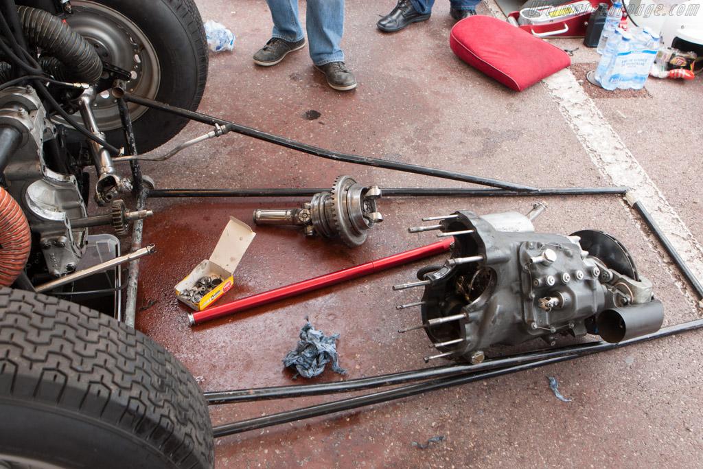 BRM Type 25    - 2014 Monaco Historic Grand Prix