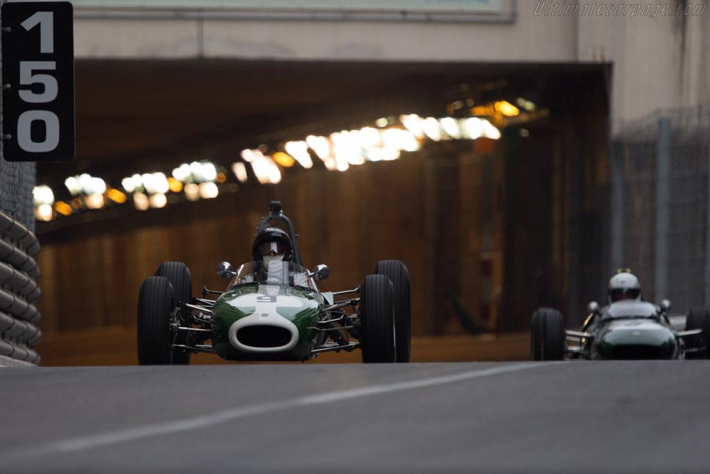 Brabham BT11 Climax - Chassis: F1-5-64 - Driver: John Romano  - 2014 Monaco Historic Grand Prix
