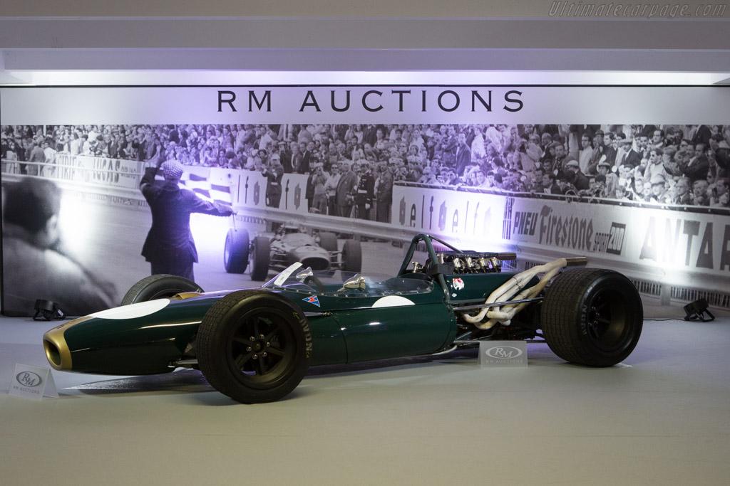 Brabham BT20 Repco - Chassis: F1-2-66   - 2014 Monaco Historic Grand Prix
