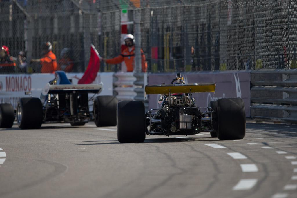 Brabham BT26 Climax - Chassis: BT26-4 - Driver: Stuart Hall  - 2014 Monaco Historic Grand Prix
