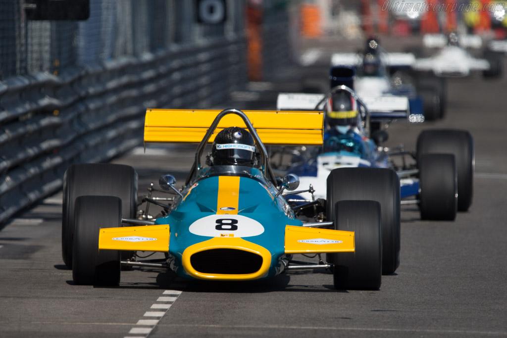 Brabham BT33 Cosworth - Chassis: BT33/1 - Driver: Duncan Dayton  - 2014 Monaco Historic Grand Prix