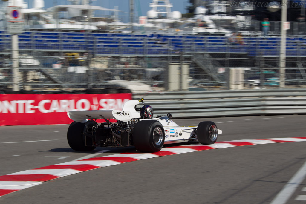 Brabham BT37 Cosworth - Chassis: BT37-2 - Driver: Scott Walker  - 2014 Monaco Historic Grand Prix