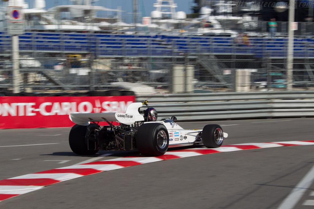 Brabham BT37 Cosworth - Chassis: BT37-2 - Driver: Scott Walker  - 2014 Monaco Historic Grand Prix