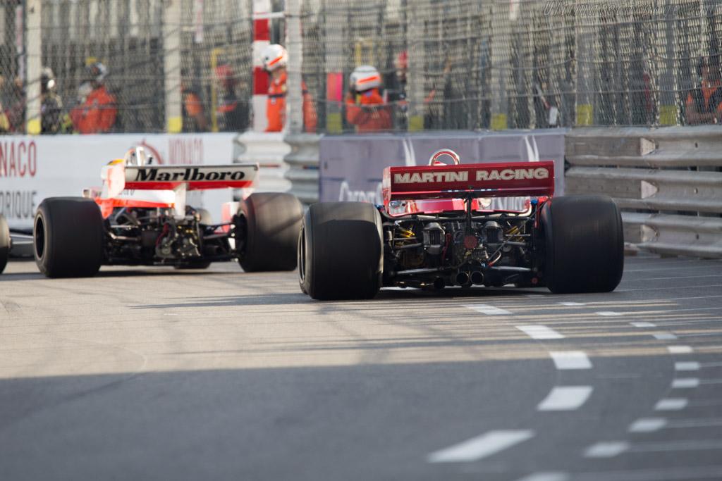 Brabham BT45 Alfa Romeo - Chassis: BT45-2 - Driver: Manfredo Rossi di Montelera  - 2014 Monaco Historic Grand Prix