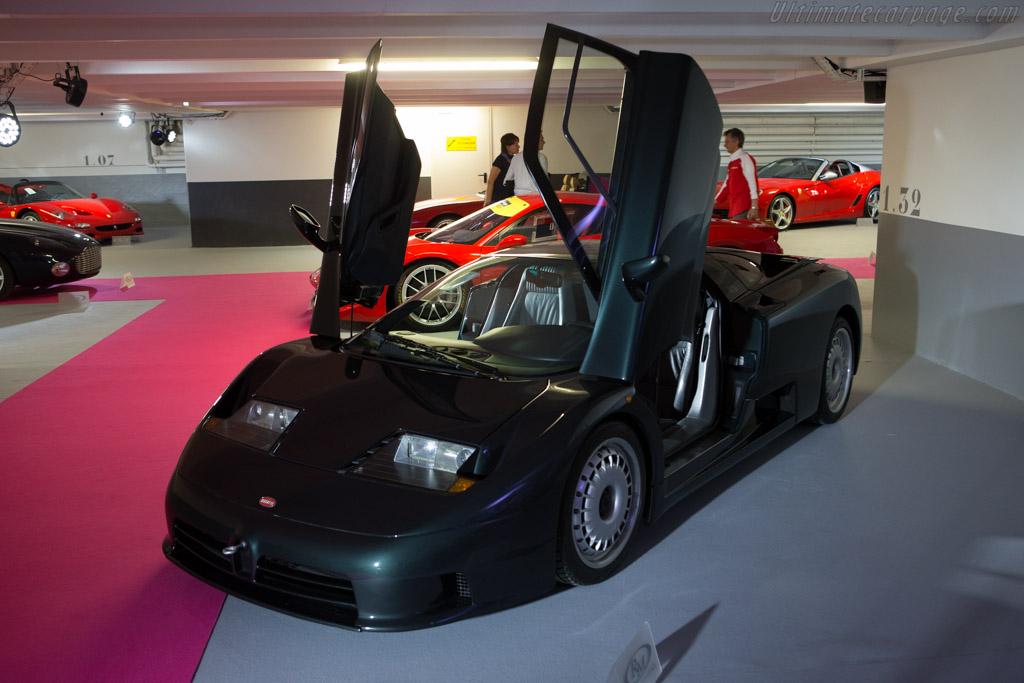 Bugatti EB110 GT - Chassis: ZA9AB01E0PCD39031   - 2014 Monaco Historic Grand Prix