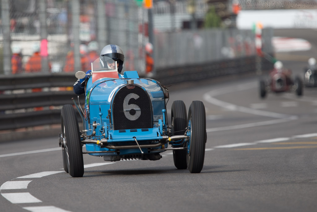 Bugatti Type 35/51 - Chassis: 4847 - Driver: Andrew Cannon  - 2014 Monaco Historic Grand Prix