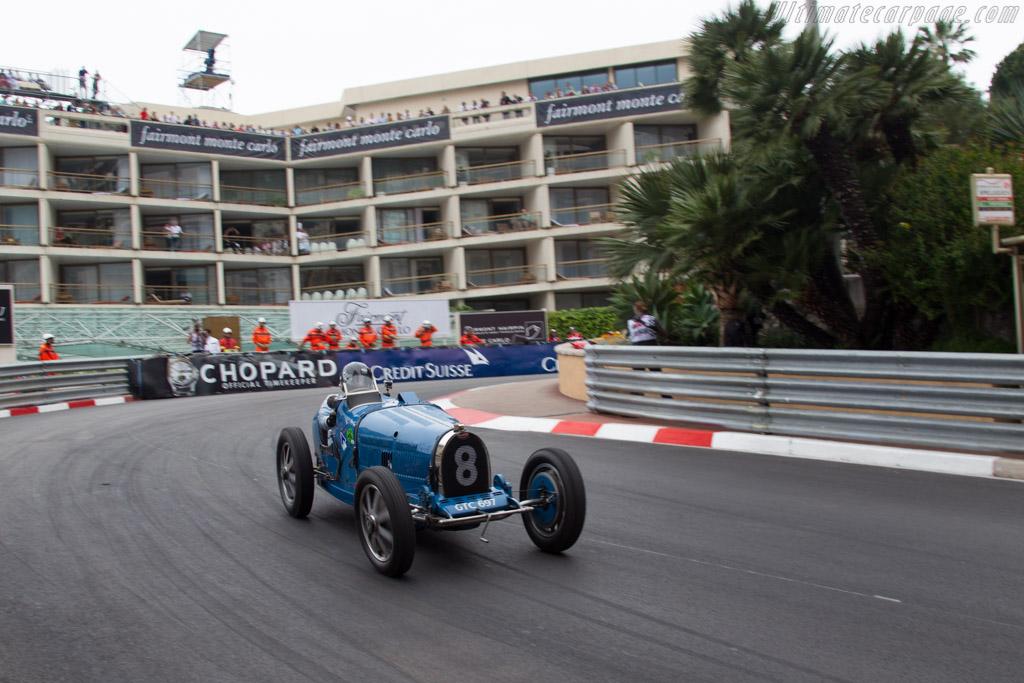 Bugatti Type 35B - Chassis: 4965 - Driver: Julia de Baldanza  - 2014 Monaco Historic Grand Prix