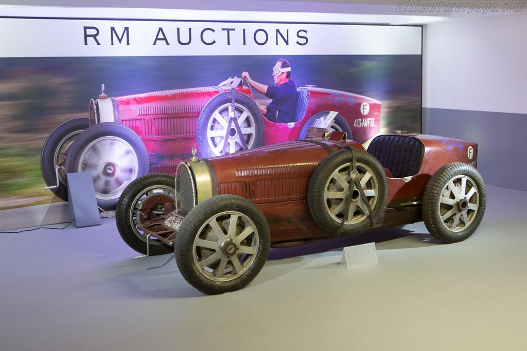 Bugatti Type 35B - Chassis: 4761   - 2014 Monaco Historic Grand Prix