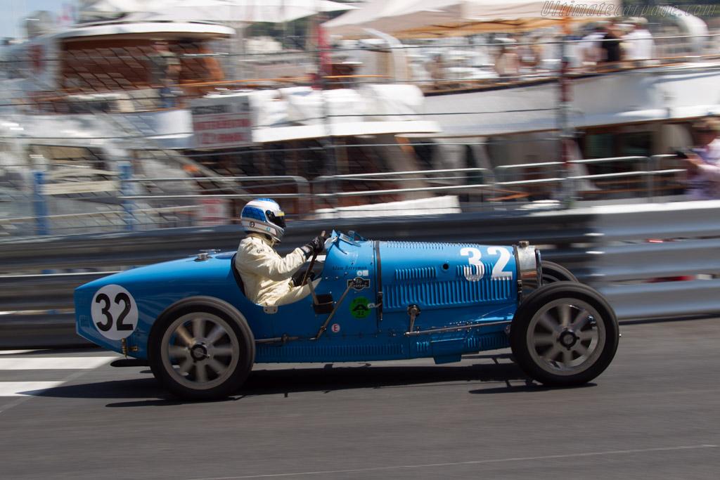 Bugatti Type 37A - Chassis: 37327 - Driver: Adam Berryman  - 2014 Monaco Historic Grand Prix
