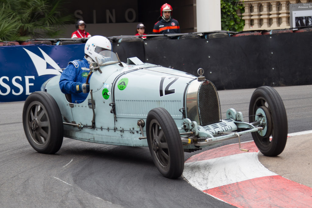 Bugatti Type 39 - Chassis: 4604 - Driver: David Hands  - 2014 Monaco Historic Grand Prix