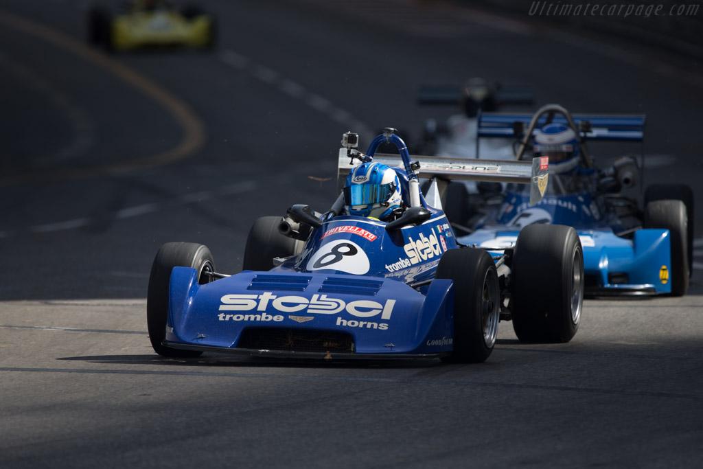 Chevron B34 Toyota - Chassis: B34-76-31 - Driver: Frederico Ferioli  - 2014 Monaco Historic Grand Prix