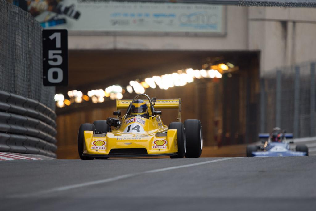 Chevron B38 Toyota - Chassis: B38-77-05 - Driver: Hugh Price  - 2014 Monaco Historic Grand Prix