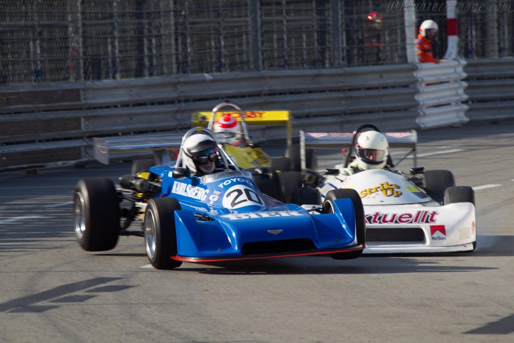 Chevron B38 Toyota - Chassis: B38-77-01 - Driver: Tupper Robinson  - 2014 Monaco Historic Grand Prix