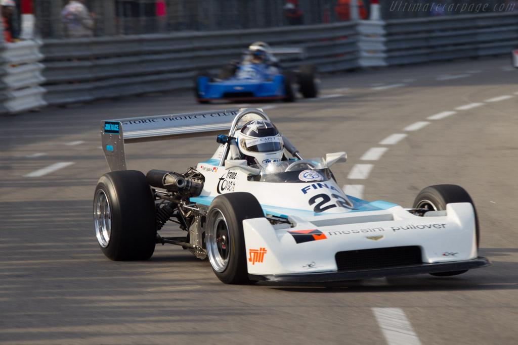 Chevron B43 Toyota - Chassis: 43-78-02 - Driver: Frederic Lajoux  - 2014 Monaco Historic Grand Prix