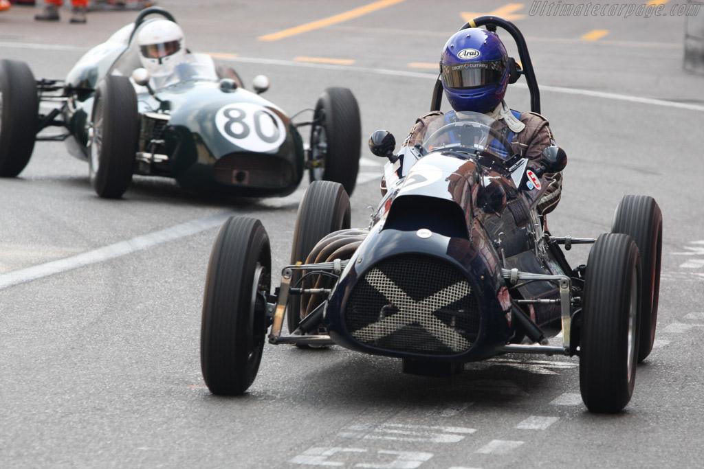 Cooper T20 Bristol - Chassis: CB-6-52 - Driver: Barry Wood  - 2014 Monaco Historic Grand Prix