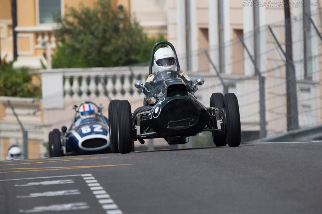 Cooper T20 Bristol  - Driver: Alberto Scuro  - 2014 Monaco Historic Grand Prix