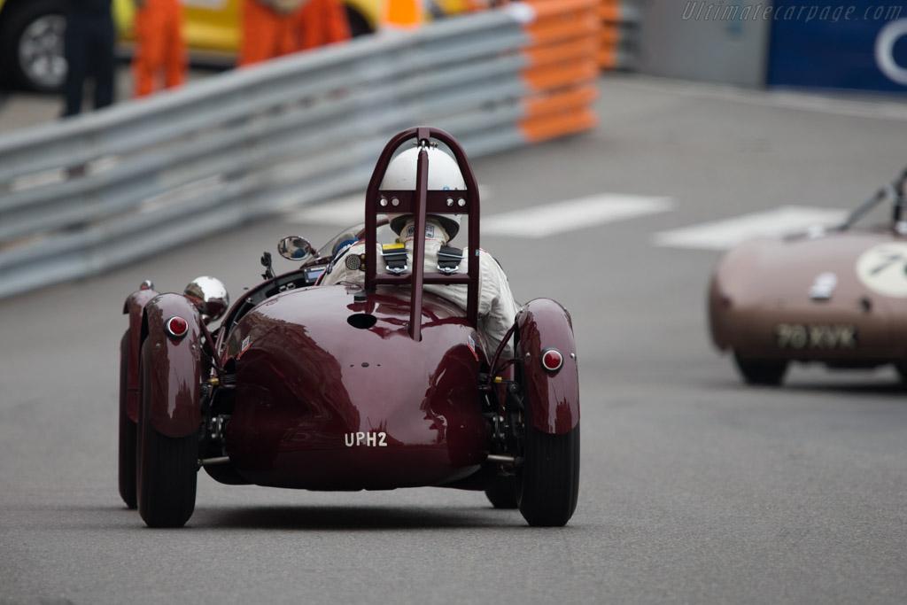 Cooper T24 Bristol - Chassis: CB53MkII-10 - Driver: John Ure  - 2014 Monaco Historic Grand Prix