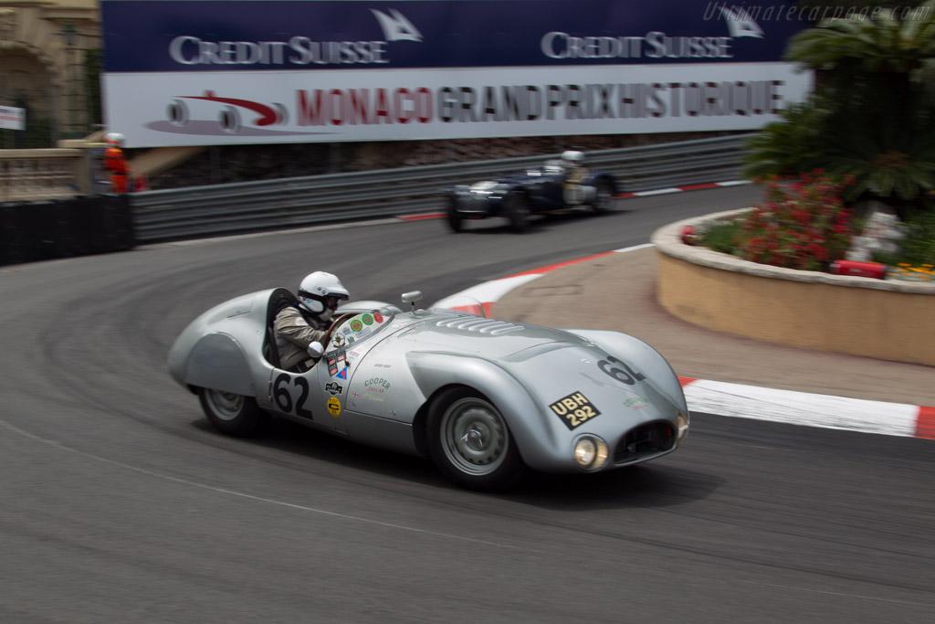Cooper T33 Jaguar - Chassis: CJ-1-54 - Driver: Derek Hood  - 2014 Monaco Historic Grand Prix