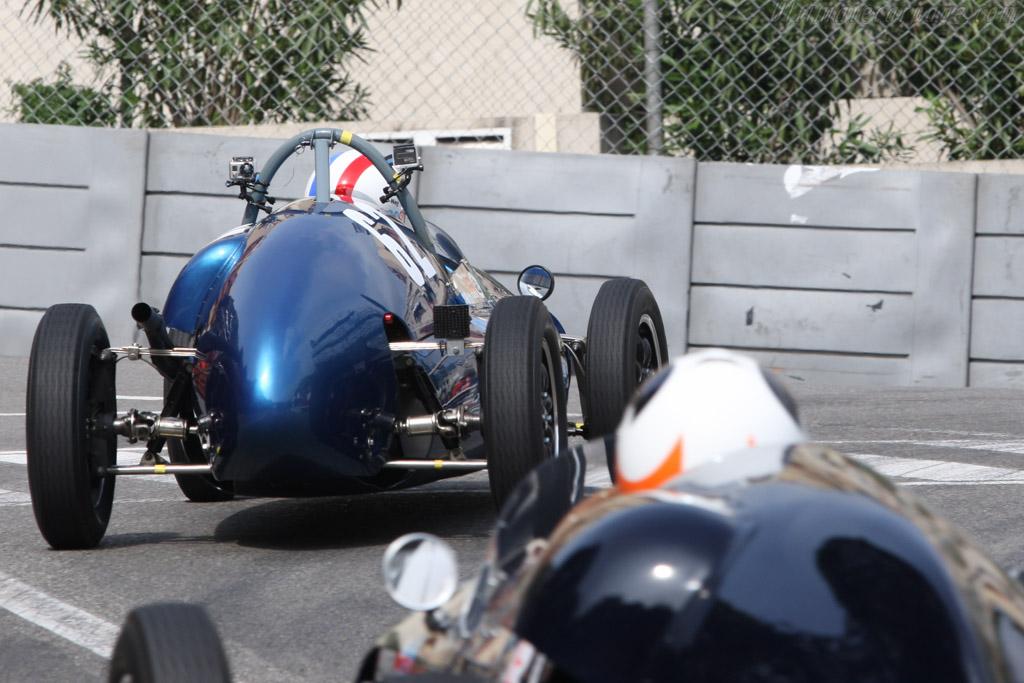 Cooper T43 Climax - Chassis: F2-15-57 - Driver: John Bussey  - 2014 Monaco Historic Grand Prix